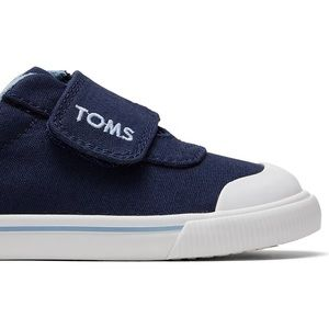 Toms Shoes - 🆕 TOMS Doheny Sneakers Navy Canvas NWOB sz 11
